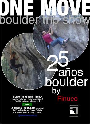 25 años de boulder by finuco