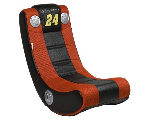 Check Out Our Wireless Kit Below Under Matching Furniture. The Officially  Licensed NASCAR® Video Rocker SE Sound Chair Features ...