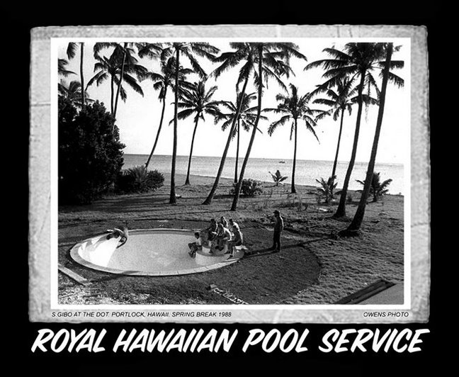 Royal Hawaiian Pool Service Est. &#39;88