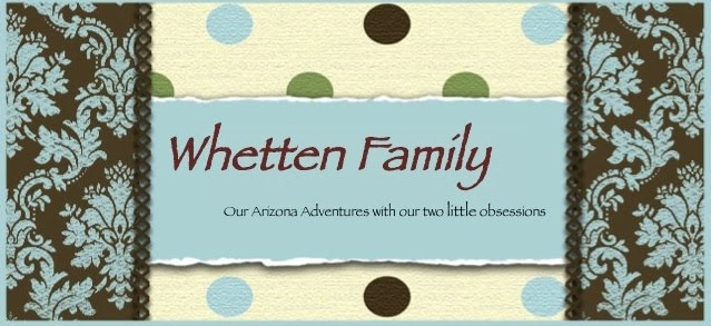 The Whetten Family