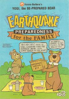 Eds Bookshelf 3 Earthquake Preparedness
