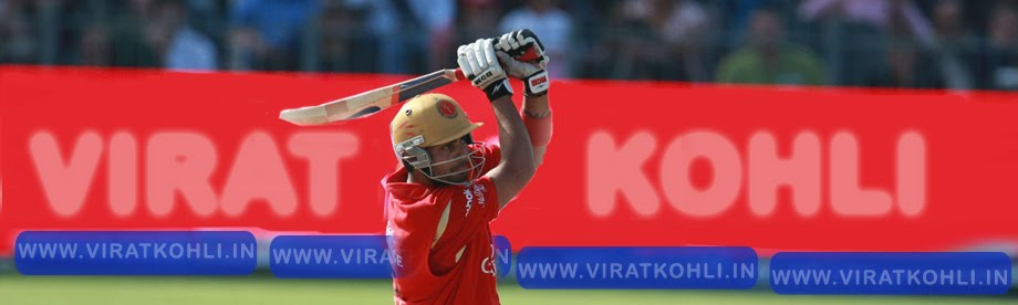 Virat Kohli - The rising star