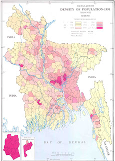 Dhaka: Maps of Dhaka City and desh Transport System on