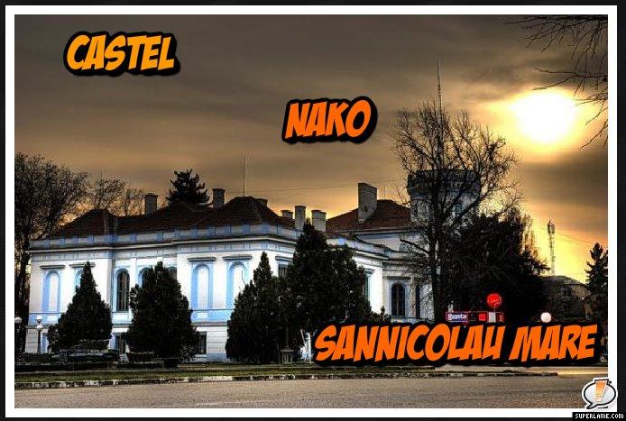 Castelul Nako de la Sannicolau Mare