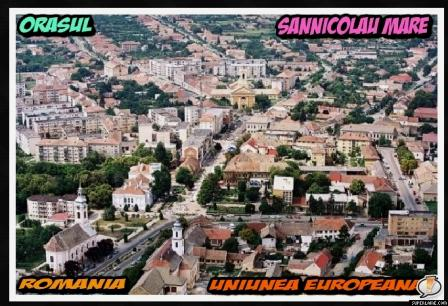 Centrul si Biserica Romano Catalica