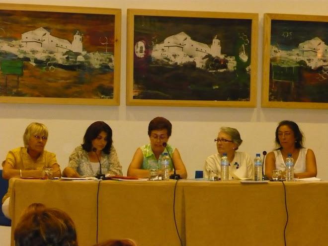 Matilde Fernández Sanz, Senadora de la comunidad de Madrid  presentó la revista Nerea.