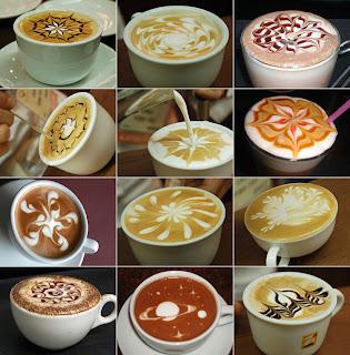 Latte Art: Kopi Tersaji Cantik, Labanya Ciamik