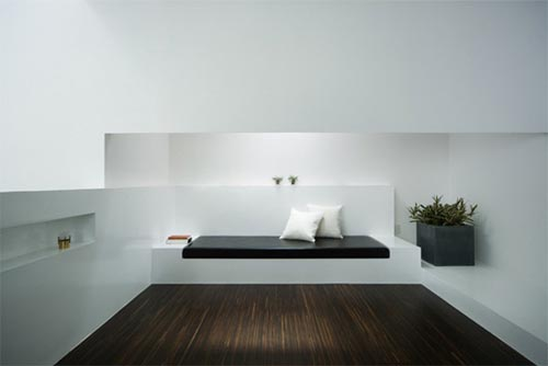 Japanese minimalism simple flair for Minimalist japanese homes