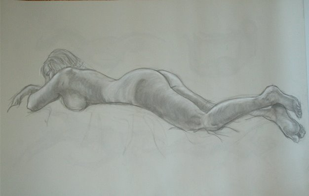 Life Drawing 1hr