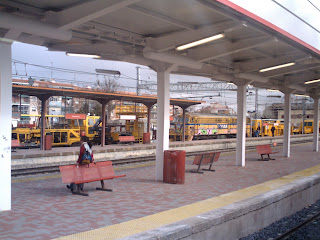 Estación de Villaverde Alto