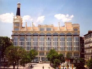 El hotel Victoria