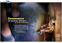 casamance paraíso africano