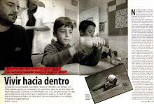 Vivir hacia dentro. Reportaje sobre Autismo