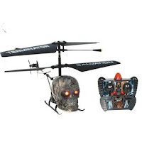 Terminator Salvation Chopper has landed