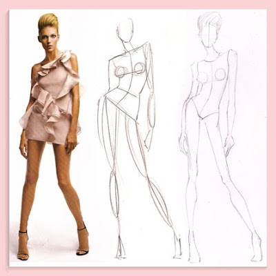 How to Draw Fashion Illustrations: 6 steps (with pictures)