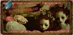 Esthy's Wonderland Son univers est beau et rassemble des jeunes filles en fleurs dignes des tableaux des romantiques anglais !