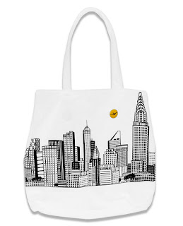 bolso exclusivo, manhattan white