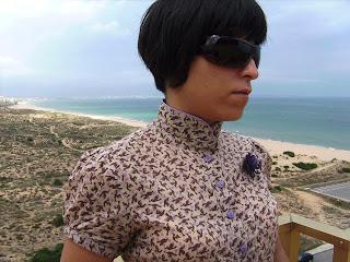 camisa diseño exclusivo, telas de berlin
