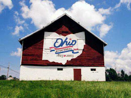 This is one of our Ohio barns that are scattered all over the state