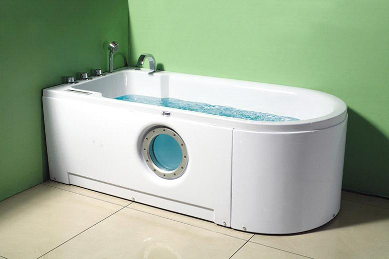 therapeutic benefits of soaking jacuzzi and air spa tubs