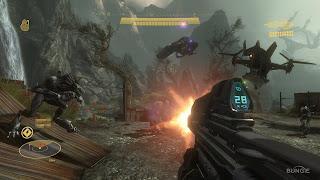 Iqgamer Halo Reach Engine Early Tech Analysis