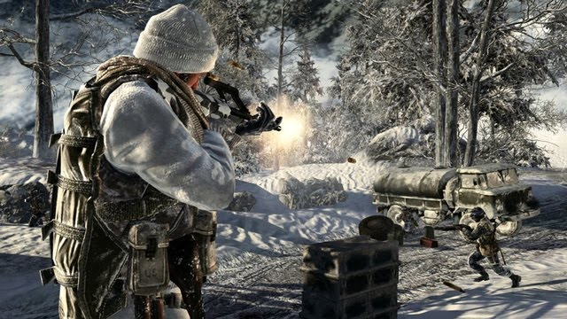 everything becomes clear as day, with Black Ops keeping you gripped with