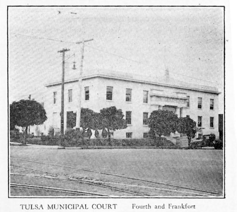 Ford Of Tulsa: Tulsa Gal: Tulsa 1927