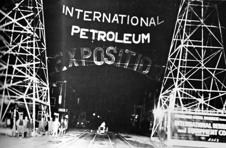 BW-741 OK MEDAL- INT/'L PETROLEUM EXPO C.N TULSA JOHNSON OIL PRODUCER