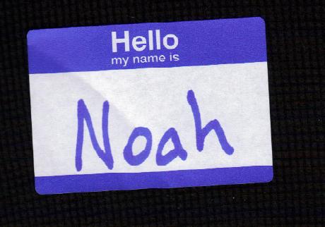 noah's blog