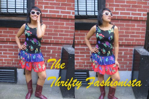 The Thrifty Fashionista