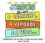 Eu amo JESUS!