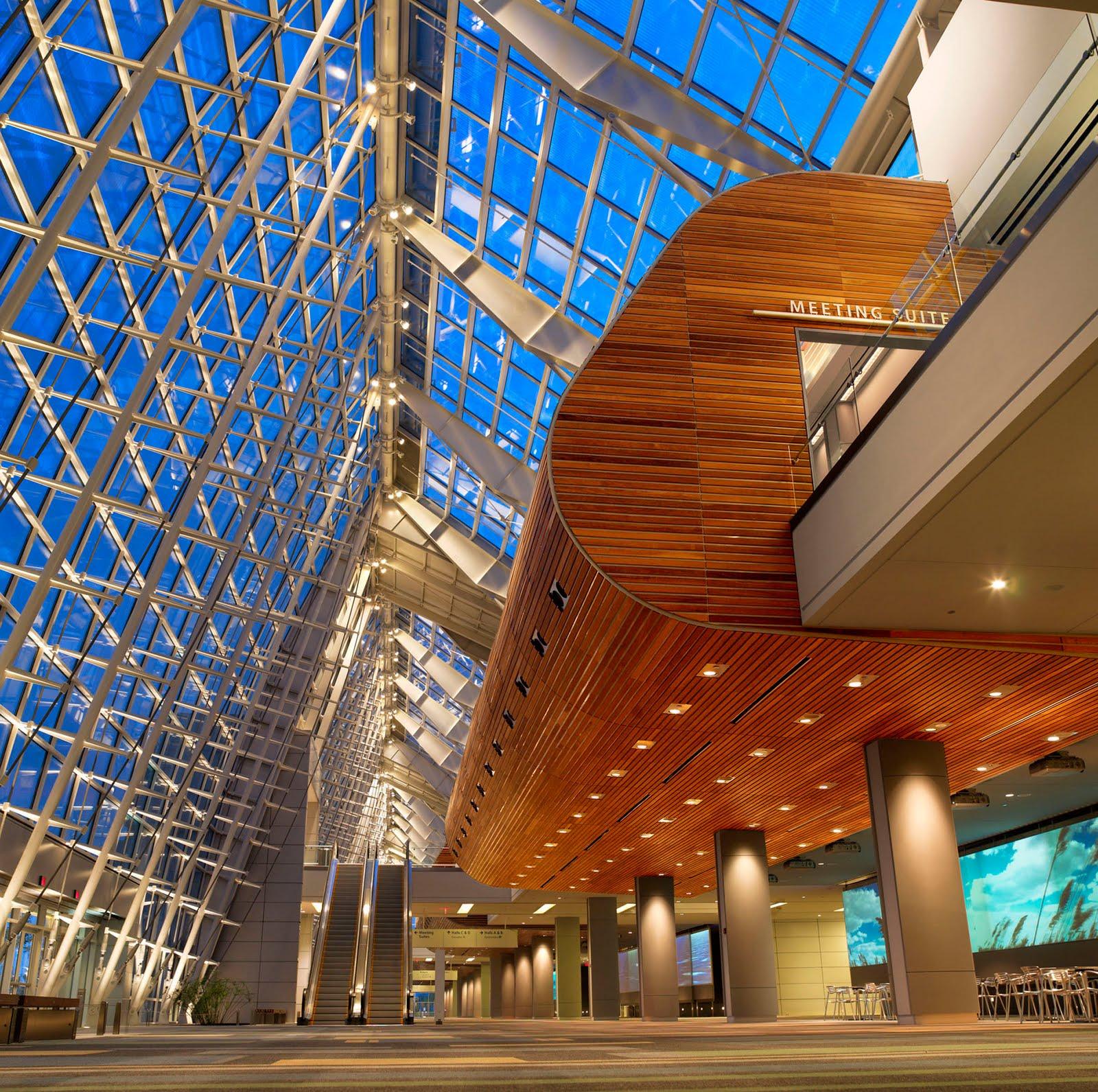 Future Architecture: SOM, Virginia Beach Convention Centre