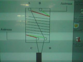 Homebrew4 to 1 balun UNTUK windom antenna