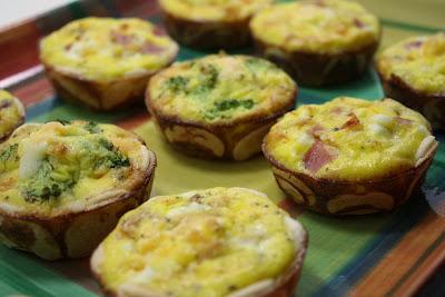 Amber's Delectable Delights: Breakfast Bites