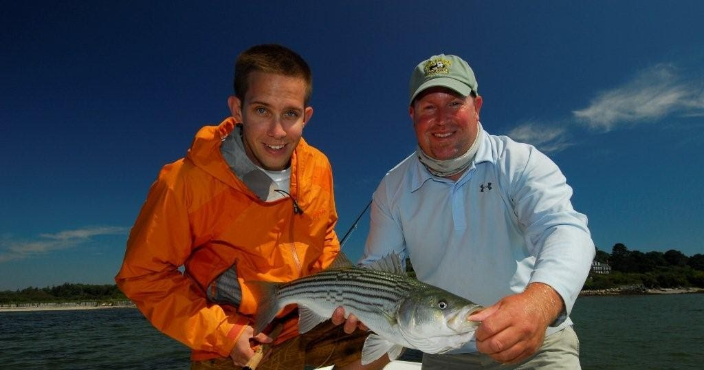 Maine striper fishing reports striped bass fishing the for Striped bass fishing reports
