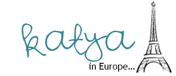 Katya in Europe