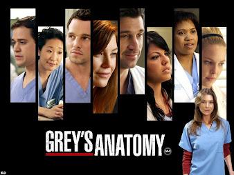 #2 Grey Anatomy Wallpaper