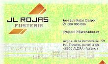 """J.L ROJAS Fustería AUSPICIA """"EL OJO VALE N TINO"""""""