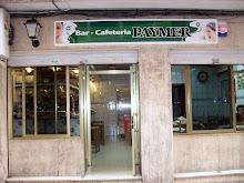 """CAFETERÍA - BOCATERÍA PAYMER AUSPICIA """"EL OJO VALE N TINO"""""""