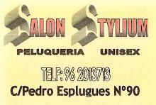 """SALÓN STYLIUM AUSPICIA """"EL OJO VALE N TINO"""""""