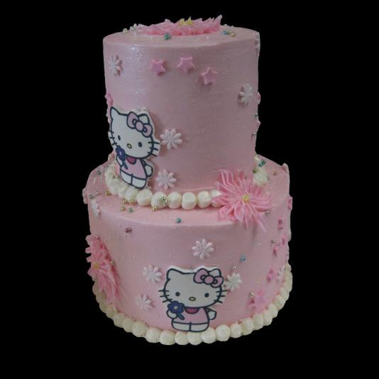 images of hello kitty cakes. Kitty Cakes