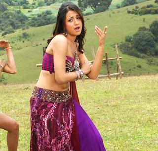 Trisha hot photos in movie khatta meetha 08