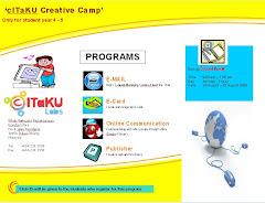 Participant of cITAKU CREATIVE CAMP (24 - 28 August 2009)
