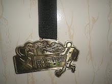 MEDALHA MEIA MARATONA CORPORE 2010!!