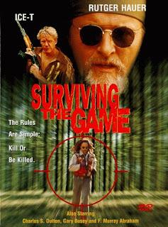 Filme Poster Sobrevivendo ao Jogo DVDRip XviD & RMVB Dublado