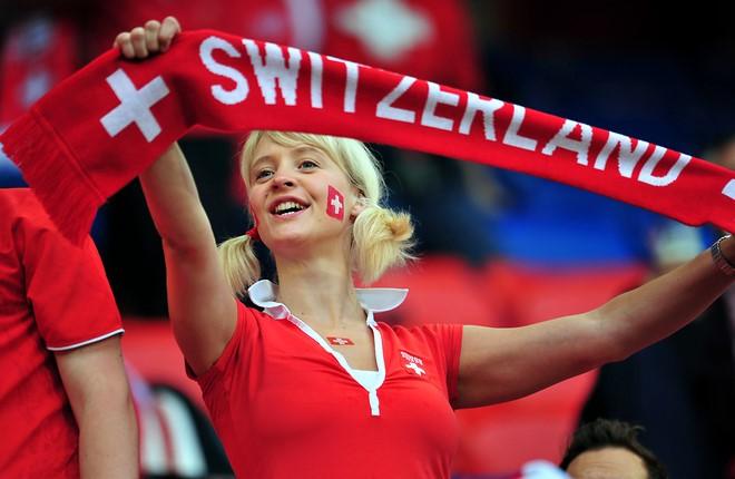 Swiss girls
