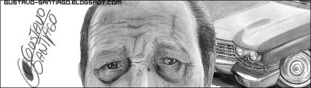 Gustavo Santiago - Pencil artist