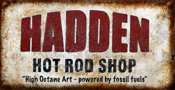 hadden hot rod shop