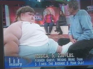 Fattest World The Jessica In Girl The