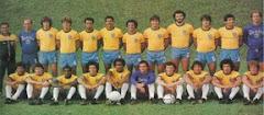 O time de Telê em 1982